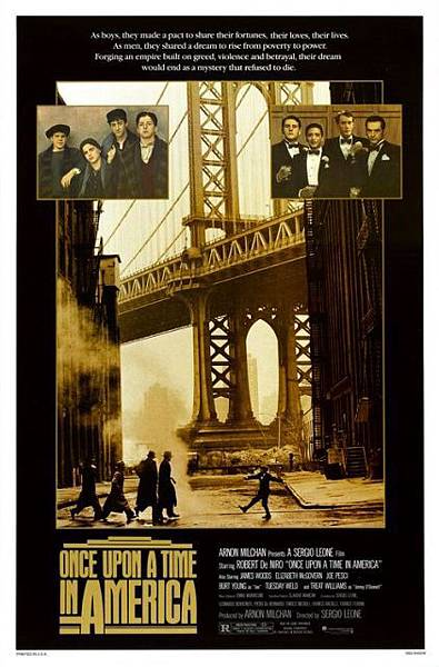 四海兄弟Once Upon a Time in America/塞吉歐李昂尼Sergio Leone