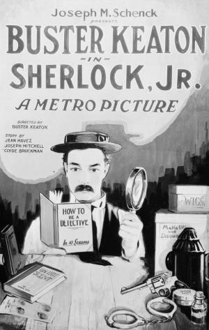 福爾摩斯二世Sherlock Jr./巴斯特·基頓Buster Keaton