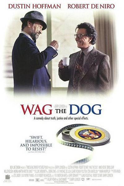 桃色風雲搖擺狗Wag the Dog/巴瑞李文森Barry Levinson