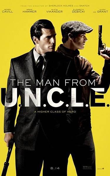 紳士密令The Man from U.N.C.L.E./蓋瑞奇Guy Ritchie