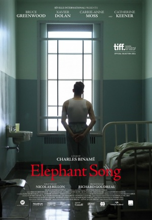 憂傷大象之歌Elephant Song/Charles Binamé