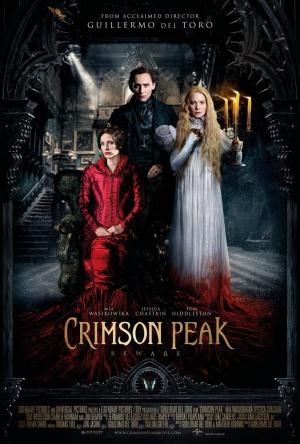 腥紅山莊Crimson Peak/吉勒摩戴托羅Guillermo del Toro