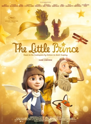小王子The Little Prince/馬克奧斯朋Mark Osborne