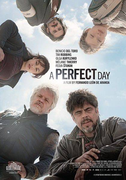 極渴救援A Perfect Day/Fernando León de Aranoa