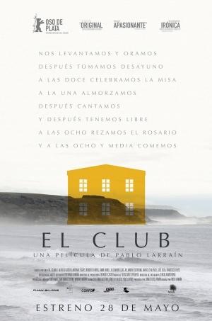 贖罪俱樂部El Club/Pablo Larraín