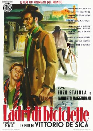 單車失竊記The Bicycle Thieves/Vittorio De Sica