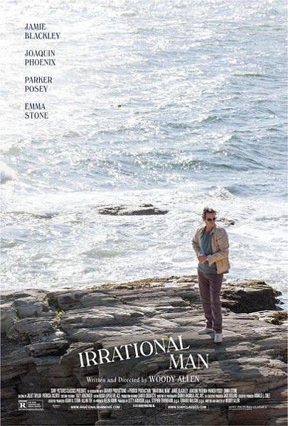愛情失控點Irrational Man/伍迪艾倫Woody Allen