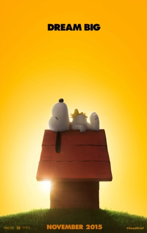 史努比The Peanuts Movie/史帝夫馬提諾Steve Martino