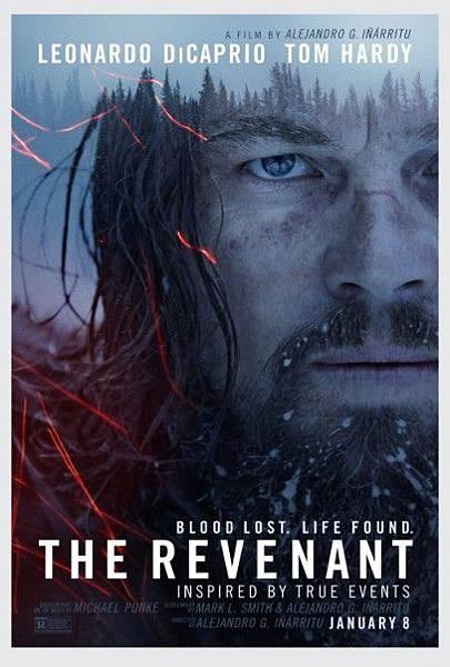 神鬼獵人The Revenant/ Alejandro González Iñárritu