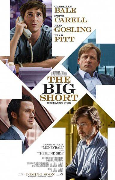 大賣空The Big Short/Adam McKay