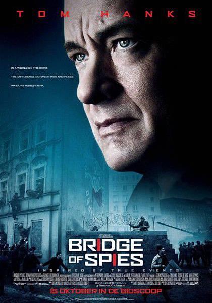 間諜橋Bridge of Spies/史蒂芬史匹柏Steven Spielberg