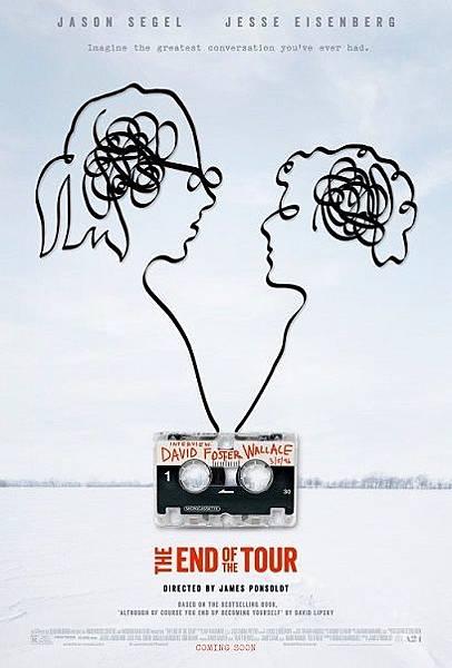 寂寞公路The End of the Tour/James Ponsoldt詹姆士龐索德