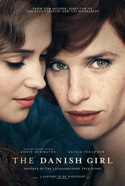 丹麥女孩The Danish Girl/湯姆霍伯Tom Hooper