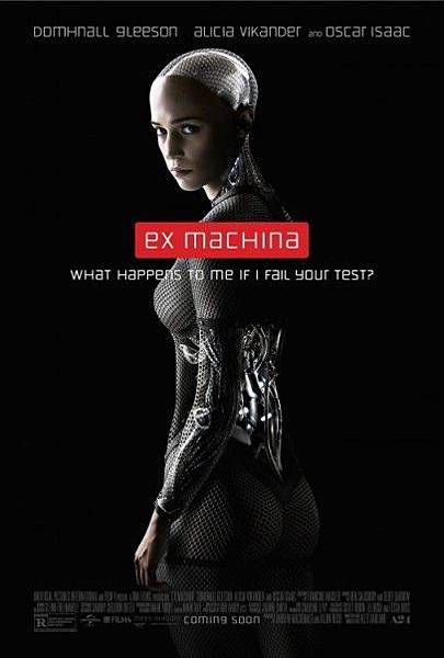 人造意識Ex Machina/Alex Garland