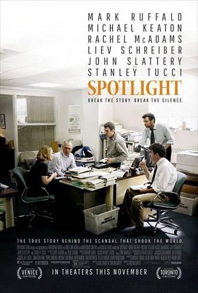 驚爆焦點Spotlight/湯姆麥卡錫Tom McCarthy
