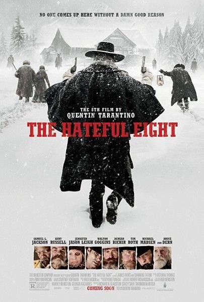 八惡人The Hateful Eight/ 昆丁塔倫提諾 Quentin Tarantino
