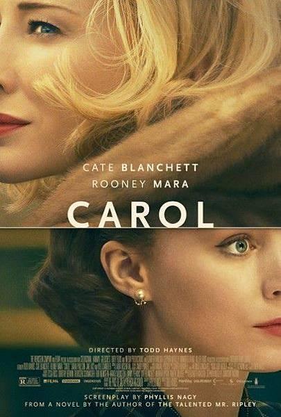 因為愛你Carol/陶德海恩斯Todd Haynes