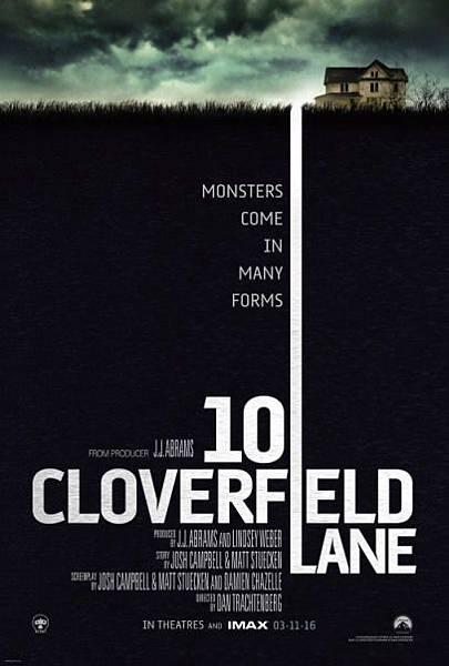 科洛弗10號地窖10 Cloverfield Lane/Dan Trachtenberg