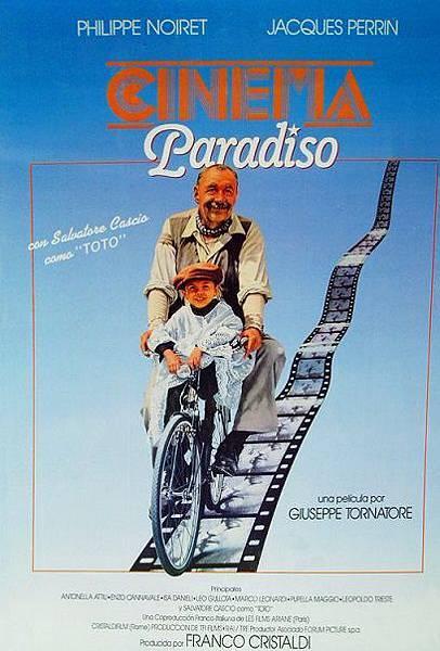 新天堂樂園(國際版)Cinema Paradiso/Giuseppe Tornatore