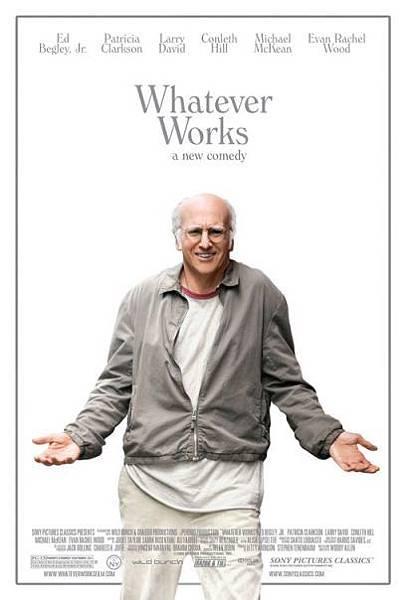 紐約遇到愛Whatever Works/伍迪艾倫Woody Allen