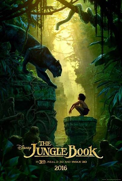 與森林共舞The Jungle Book/強法洛Jon Favreau