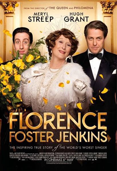 走音天后Florence Foster Jenkins/史蒂芬佛瑞爾斯Stephen Frears