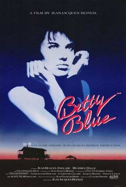 巴黎野玫瑰(導演版)Betty Blue/Jean-Jacques Beineix