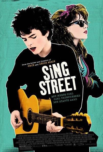 搖滾青春戀習曲Sing Street/約翰卡尼John Carney