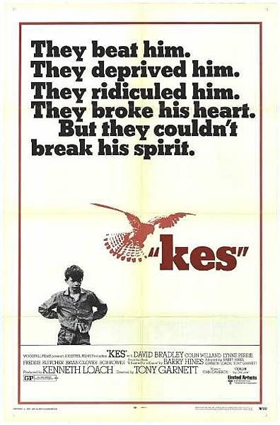鷹與男孩Kes/肯洛區Ken Loach