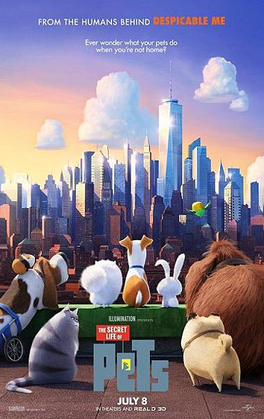 寵物當家The Secret Life of Pets/Chris Renaud, Yarrow Cheney