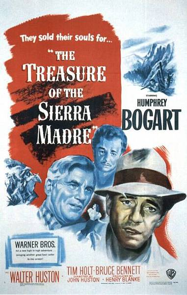 碧血金沙The Treasure of the Sierra Madre/約翰休斯頓John Huston