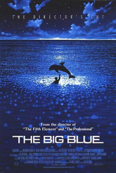 碧海藍天The Big Blue/盧貝松Luc Besson