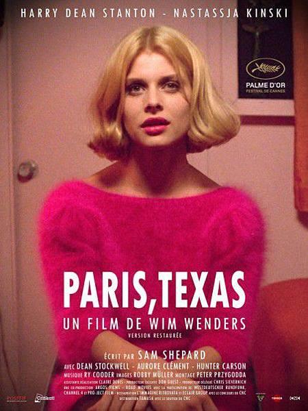 巴黎德州Paris, Texas/文溫德斯Wim Wenders