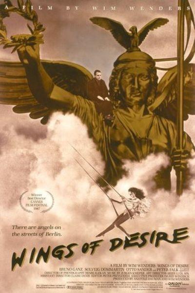 慾望之翼Wings of Desire/文溫德斯Wim Wenders