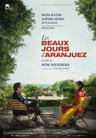 戀夏絮語The Beautiful Days of Aranjuez/文溫德斯Wim Wenders