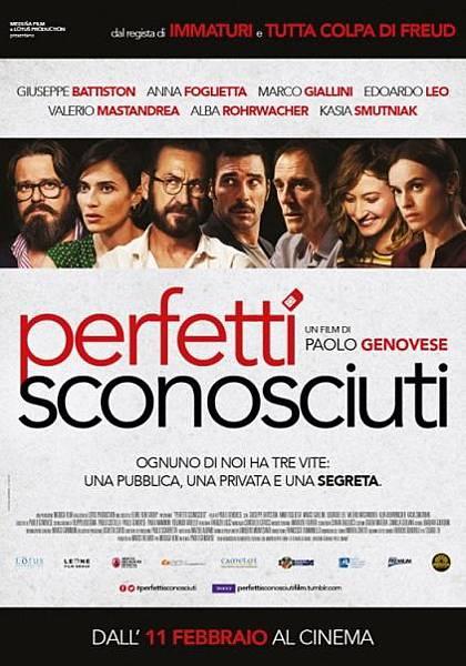 完美陌生人Perfect Strangers/保羅傑諾維西Paolo Genovese