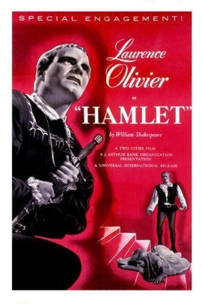 王子復仇記Hamlet/勞倫斯奧立佛Laurence Olivier