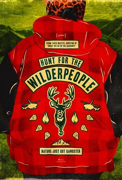 神鬼嚎野人Hunt for the Wilderpeople/塔伊加維迪提Taika Waititi