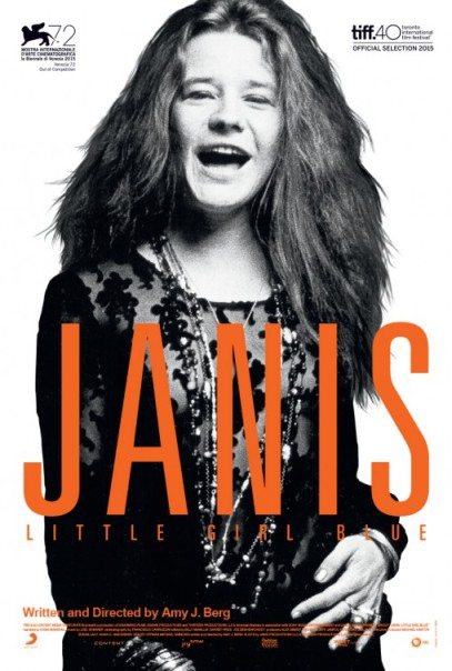 珍妮絲賈普林:赤子之聲Janis: Little Girl Blue/艾美柏格 Amy Berg