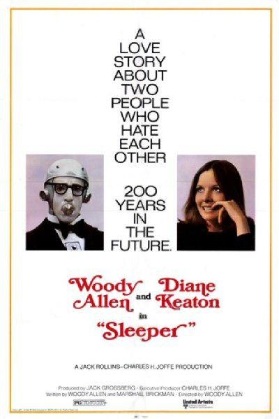 傻瓜大鬧科學城Sleeper/伍迪艾倫Woody Allen
