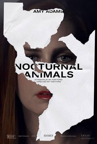 夜行動物Nocturnal Animals/湯姆福特Tom Ford