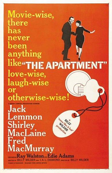 公寓春光The Apartment/比利懷德Billy Wilder