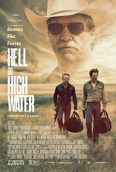 赴湯蹈火Hell or High Water/大衛麥坎茨David Mackenzie