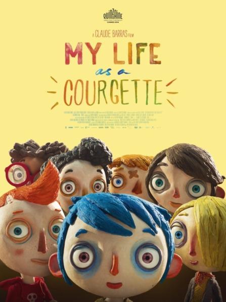 酷瓜人生Ma vie de Courgette%2F克勞德巴哈Claude Barras