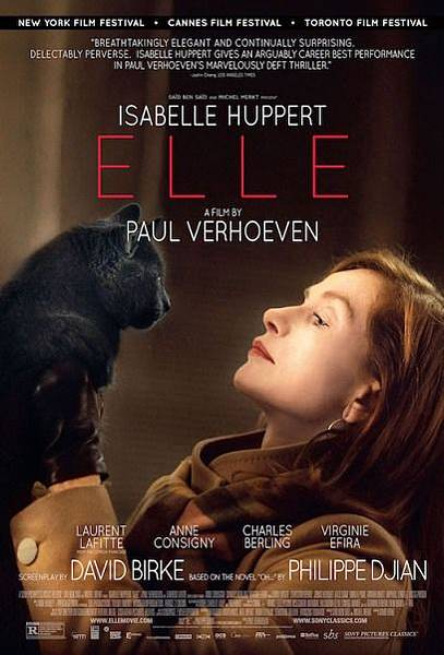 她的危險遊戲Elle/保羅范赫文Paul Verhoeven