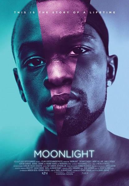 月光下的藍色男孩Moonlight/貝瑞傑金斯Barry Jenkins