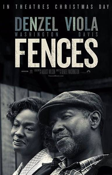 心靈圍籬Fences/丹佐華盛頓Denzel Washington