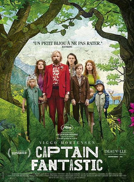 神奇大隊長 Captain Fantastic/麥特羅斯Matt Ross