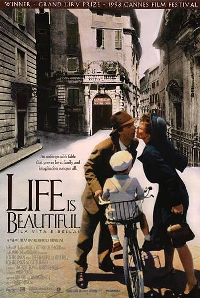 美麗人生 Life is Beautiful / 羅貝托貝里尼 Roberto Benigni