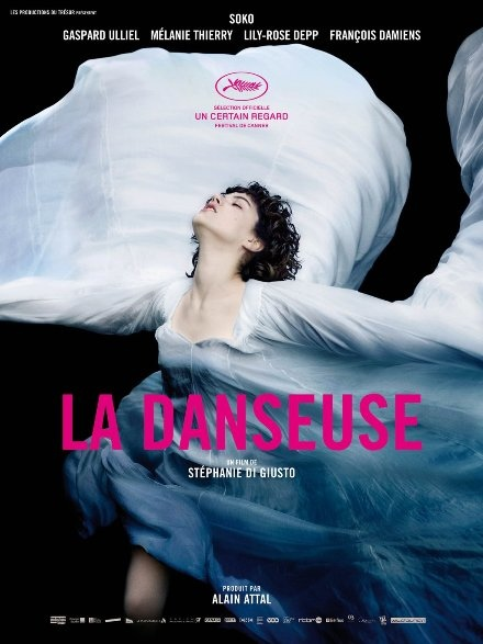 狂舞摯愛 La danseuse / Stéphanie Di Giusto